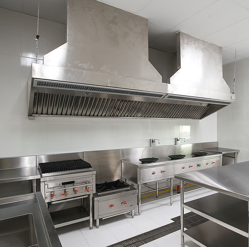 Kitchen Exhaust Systems: About Nitti's Exhaust Hood Cleaning Services